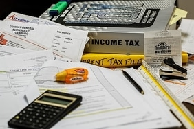 Bookkeeper Tax Preparation